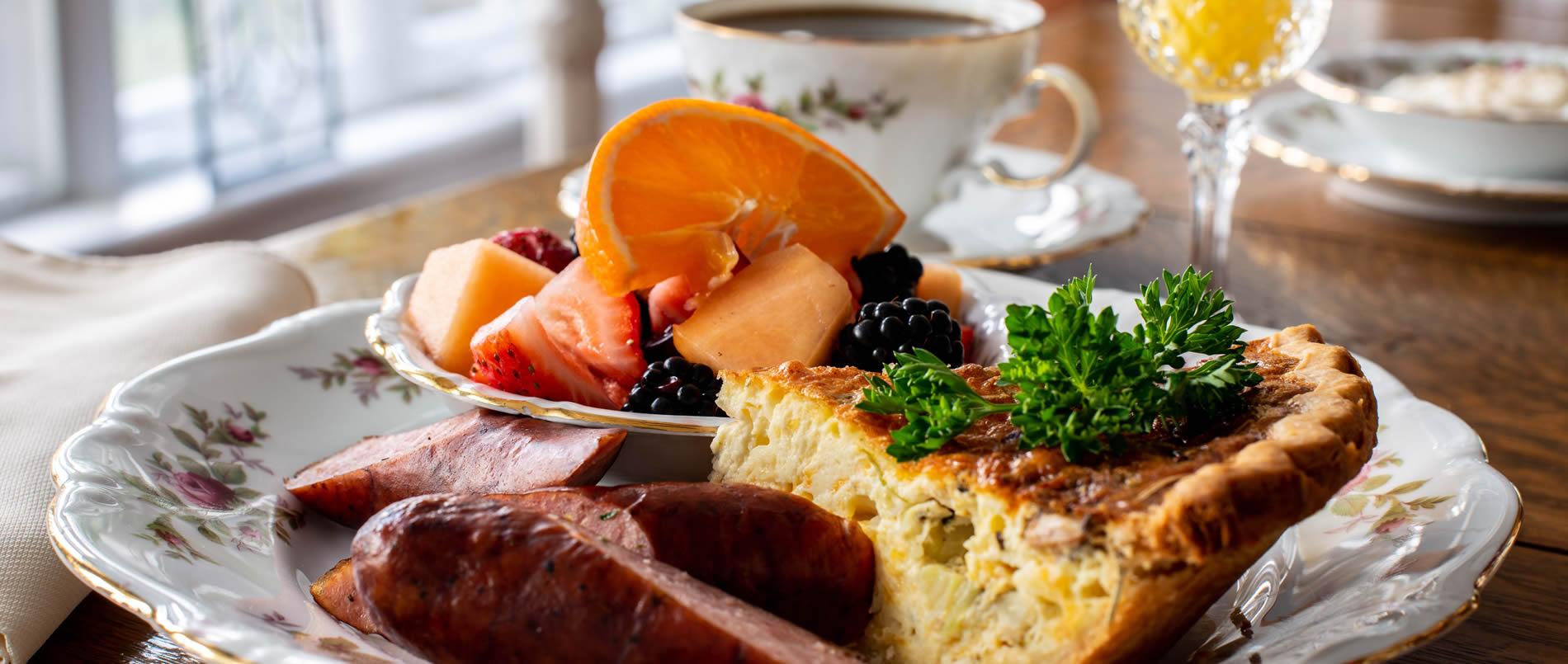 valparaiso inn bed and breakfast lodging breakfast